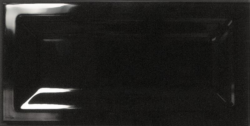 INMETRO BLACK GLOSSY 7,5X15