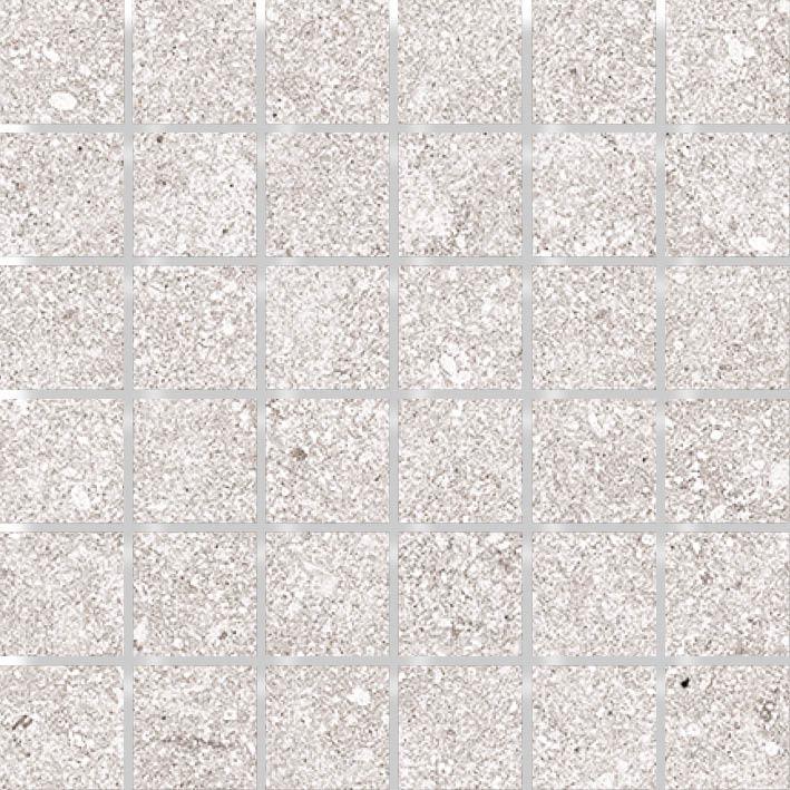 MOSAIK KALK GREY 4,8x4,8