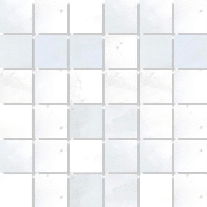 MOSAIK HARMONY WHITE GLOSS 4,8x4,8