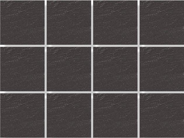 SLATE STONE BLACK 10x10 ARK