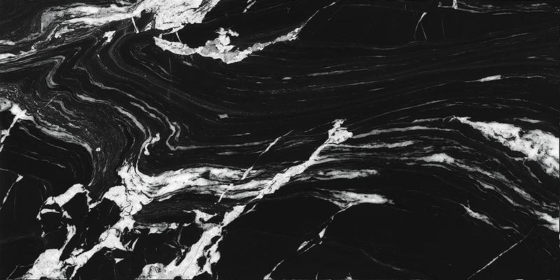DELUXE BLACK POLERAD RECT. 60x120