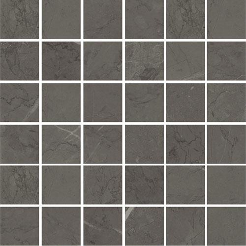 MOSAIK BISTROT GRAFITE MATT 4,7x4,7