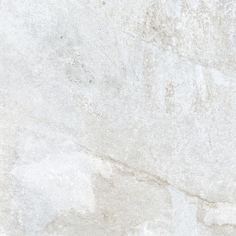 ROCKS SILVER WHITE RECT. 60x60