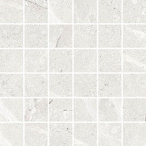 MOSAIK LORD STONE WHITE MATT 4,8x4,8