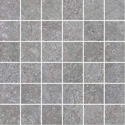 MOSAIK SHELLSTONE GREY 4,7x4,7