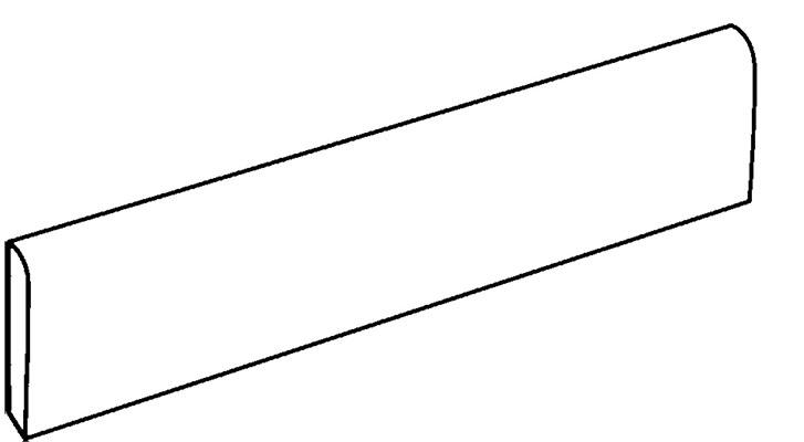 SOCKEL ECO PROJECT BEIGE 7,5x60,4