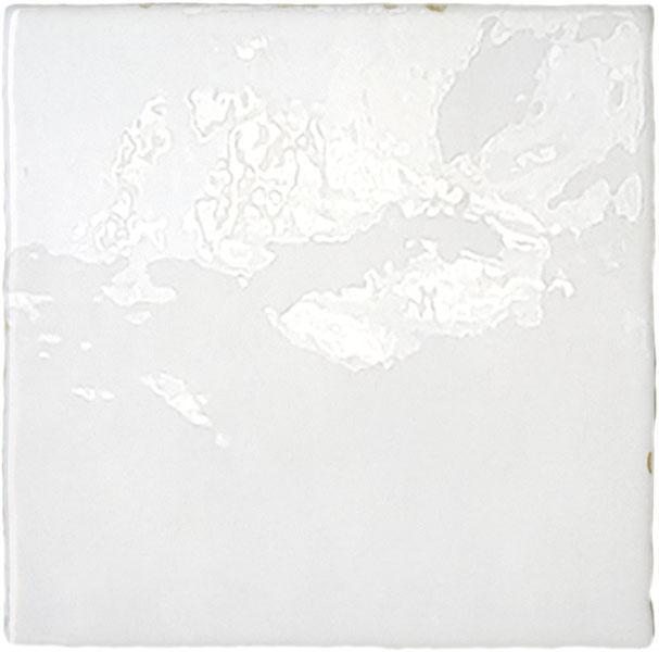 ZEL WHITE RUSTIC GLOSS 13,2X13,2