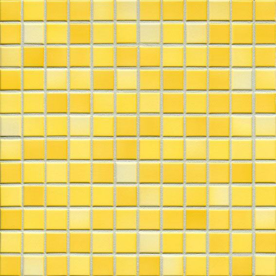 MOSAIK FRESH SUNSH. YELLOW MIX 2,4x2,4
