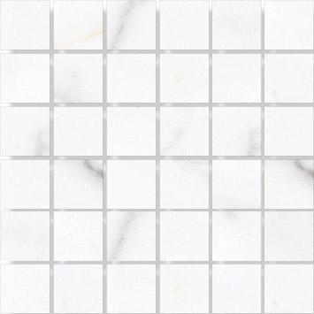 MOSAIK LUX BLANCO MATT 4,7x4,7